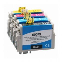 EPSON T03A1/T03U1 (603XL) NEGRO CARTUCHO DE TINTA GENERICO C13T03A14010/C13T03U14010